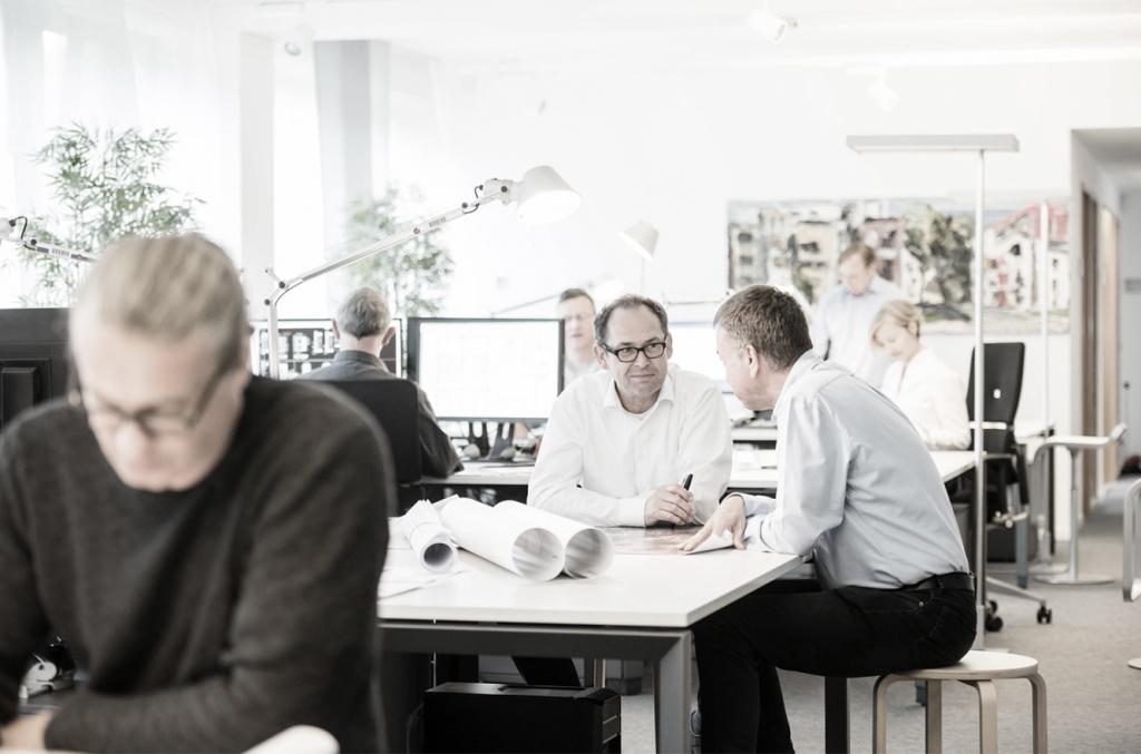 Architekturbüro - GOETZEN GmbH